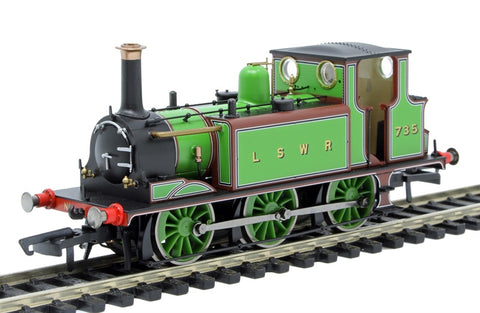 Hornby LSWR Terrier '735'