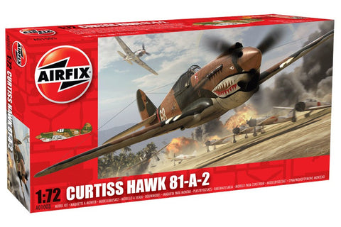 AIRFIX 1/72 CURTISS HAWK 81-A-2