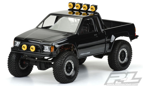 Pro-Line 1:10 Toyota Hilux SR5 Clear Body