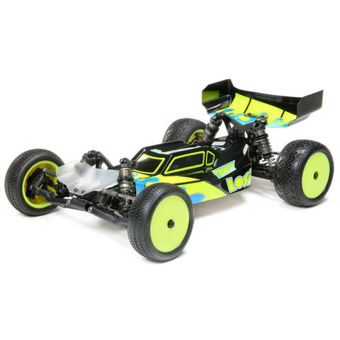 TLR 22 5.0 2WD DC ELITE Race Kit 1/10 Buggy, Dirt/Clay