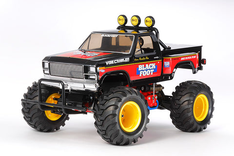 Tamiya 1/10 Blackfoot Monster Truck 2016