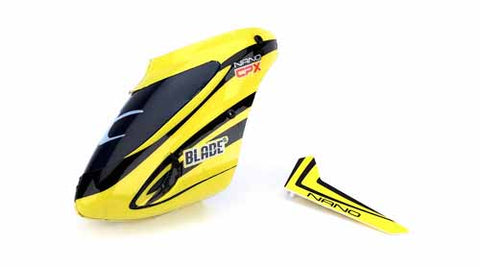 Blade Complete Yellow Canopy w/Vertical