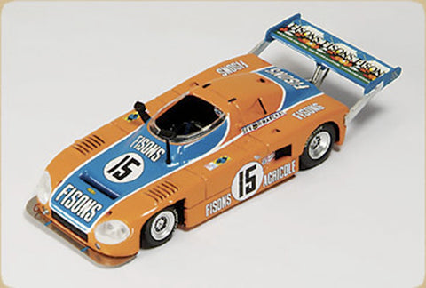 Lola T286 Ford Fisons #15 Le Mans 1979