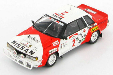 Nissan 240RS 5th Safari 1984 #2