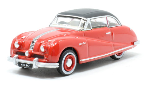 Oxford 1:76 Austin Atlantic Ensign Red