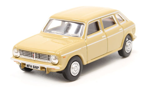 Oxford 1:76 Austin Maxi Harvest Gold