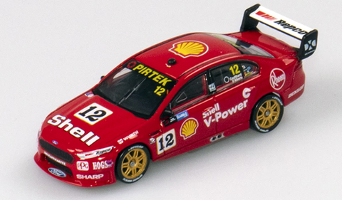 AC 1:64 2018 VASC FGX Falcon #12 Coulthard Sandown