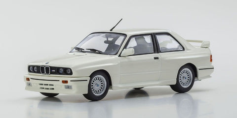 MC 1:43 1987 BMW M3 (E30) White