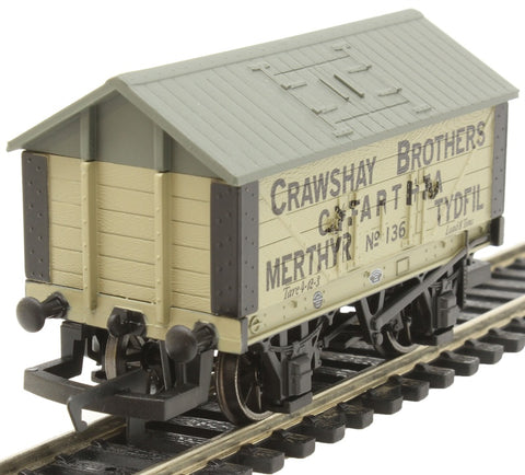 Hornby Crawshay Brothers 8T Lime Wagon