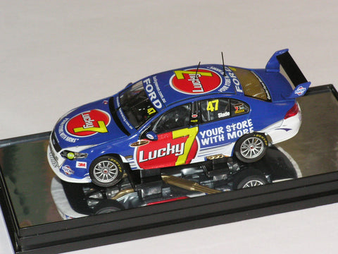 2012 Ford FG Falcon #47 Tim Slade