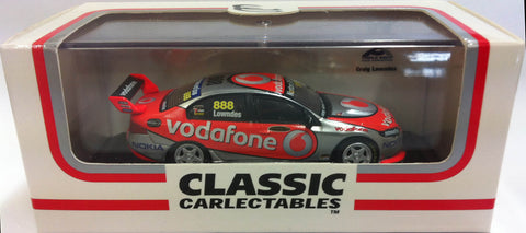 2009 #888 Jamie Wincup Ford FG Falcon