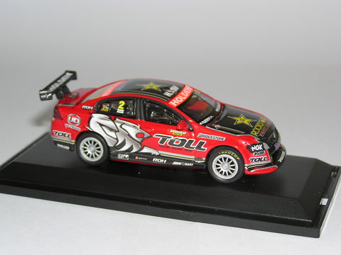 2011 Bathurst winner HRT Holden