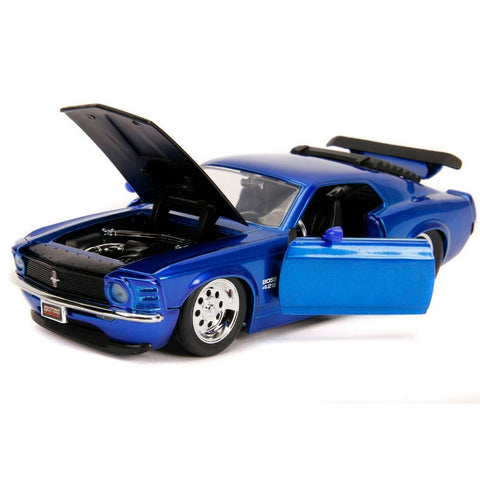 Jada 1:24 Big Time Muscle 1970 Ford Mustang Boss 429