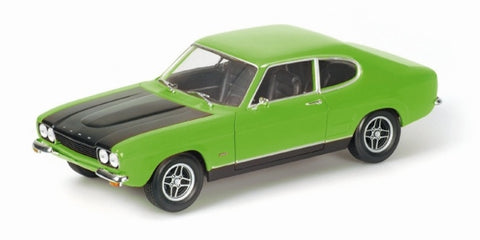 MC 1:18 1970 Ford Capri RS2600 Green/Black