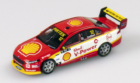 AC 1:64 2018 VASC FGX Falcon #12 Coulthard Season Car
