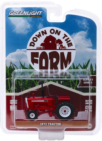 GL 1:64 1973 Tractor (Red)