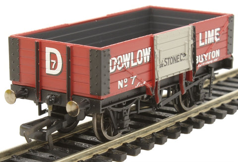 Hornby Dowlow Lime 5 Plank Wagon