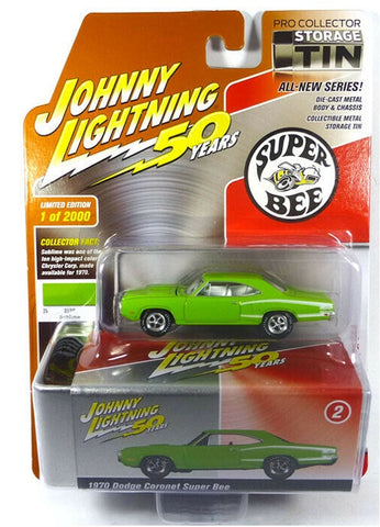 JLCT 1:64 1970 Dodge Super Bee Sublime