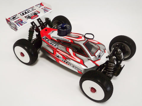 BittyDesign TLR 8ight 2.0/EU Fighter