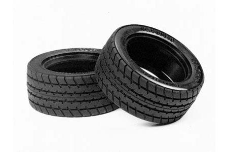 Tamiya M-Chassis 60D M Grip Radial Tires
