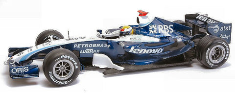 2007 Williams FW29 Rosberg