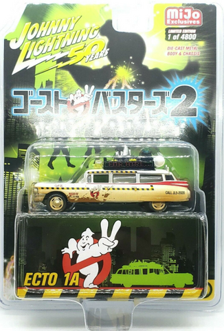 JL 1:64 Mijo Exclusive G/busters ECTO1