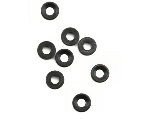 Team Losi  #8 Countersink Washers (8)