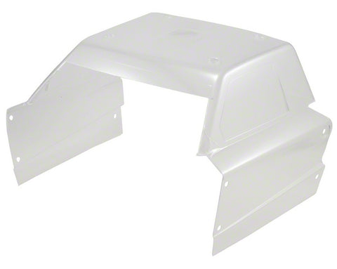 Team Losi Cab Body Section (Clear)