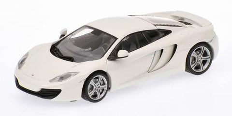 2011 McLaren MP4-12C Pearl White