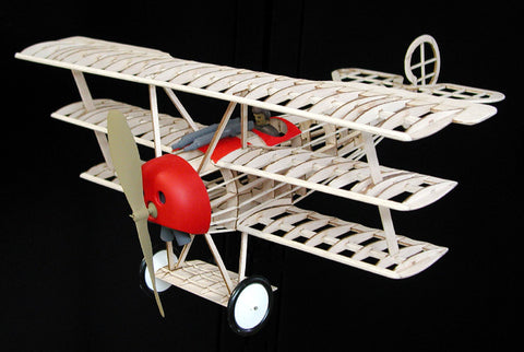 Guillows Fokker DR-I Triplane