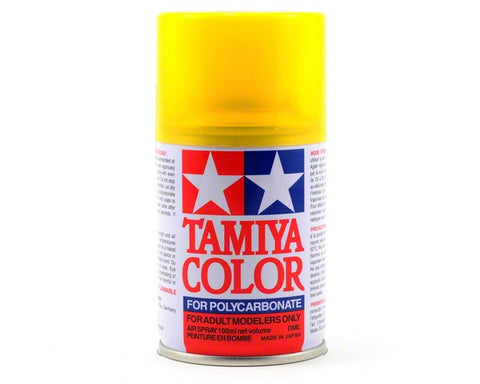 Tamiya PS-42 Transluscent Yellow Spray P
