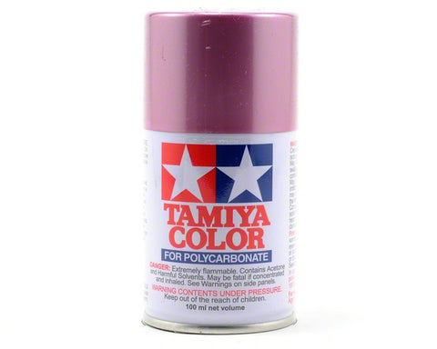 Tamiya PS-50 Sparkling Pink Spray Paint