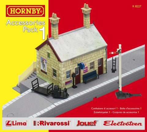 Hornby Trakmat Accessories Pack 1