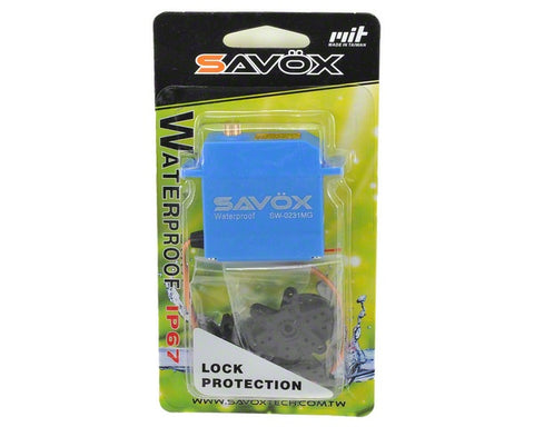 Savox SW-0231MG Waterproof