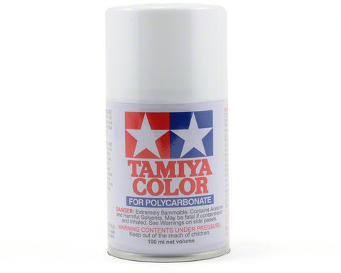 Tamiya PS-1 White Spray Paint