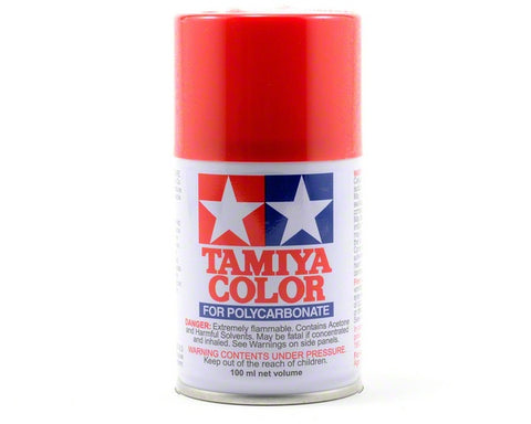 Tamiya PS-2 Red Spray Paint