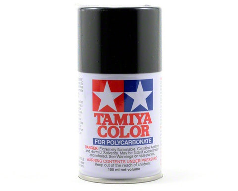 Tamiya PS-5 Black Spray Paint
