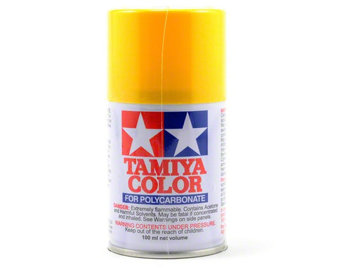 Tamiya PS-6 Yellow Spray Paint