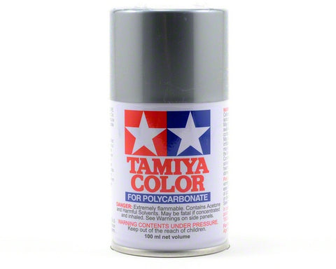 Tamiya PS-12 Silver Spray Paint