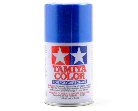 Tamiya PS-16 Metallic Blue Spray Paint
