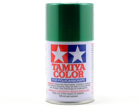 Tamiya PS-17 Metallic Green Spray Paint