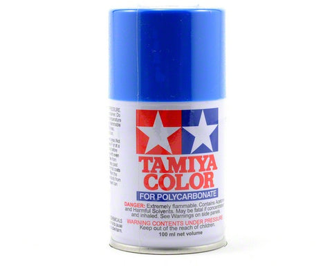 Tamiya PS-30 Brilliant Blue Spray Paint