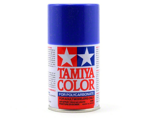 Tamiya PS-35 Violet Blue Spray Paint