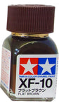 Tamiya XF-10 Enamel 10ml Flat Brown