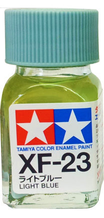 Tamiya XF-23 Enamel 10ml Flat Light Blue