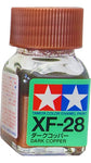 Tamiya XF-28 Enamel 10ml Flat Dark Coppe