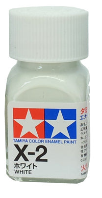 Tamiya X-2 Enamel 10ml White