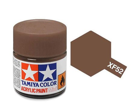 Tamiya XF52 Acrylic 10ml Flat Earth