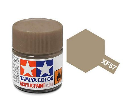 Tamiya XF57 Acrylic 10ml Buff