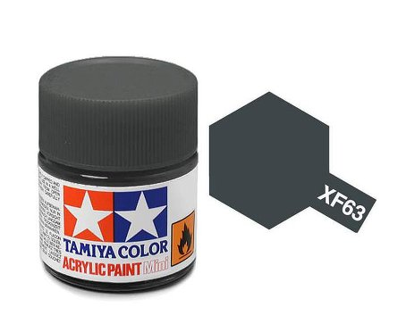 Tamiya XF63 Acrylic 10ml German Grey